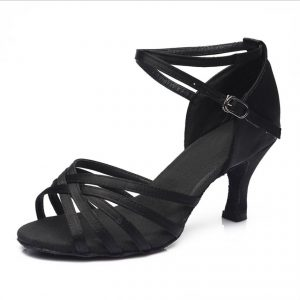 black salsa shoes ladies