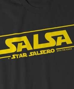 Salsero Con La Fuerza Han Solo Style