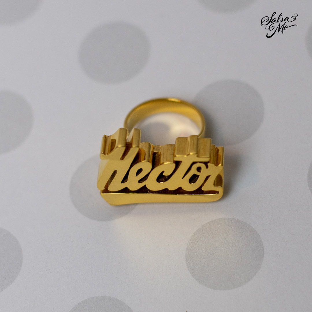 Hector Lavoe Ring
